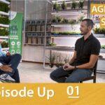 Smart Vertical Farms in Sharjah | VeggiTech | #1 Episode Up